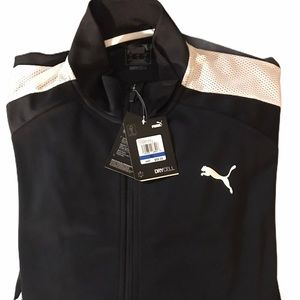 Puma Dry Cell XL Zip Up Light Weight Jacket NWT